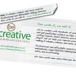 Be Creative Web Banners