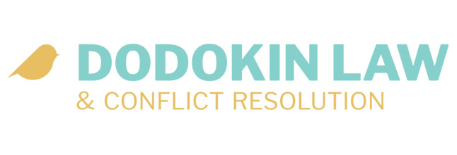Dodokin Conflict Resolution Logo