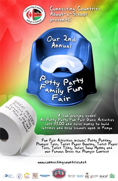Party Potty Family Fun Fair