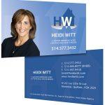 Heidi Witt Business Card