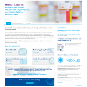 Quintiles IMS Website