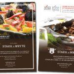 Stark & Whyte Advertisement