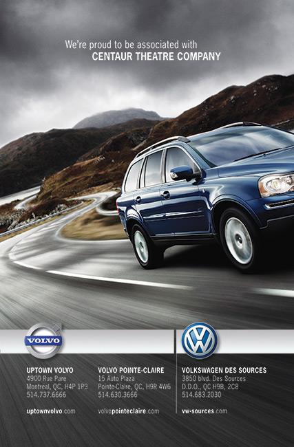 Uptown Volvo Advertisement
