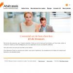 Abecassis Conseil Website
