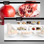 Beso Catering Website