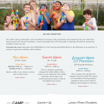 Camp Khaos Website