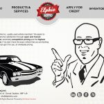 Elphie Auto Website