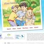En Famille Book Website