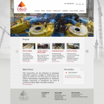 Oslo Construction Website