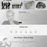 Pinstripe Coaching Website
